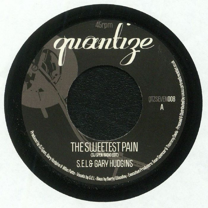 SEL/GARY HUDGINS - The Sweetest Pain (Record Store Day 2018)
