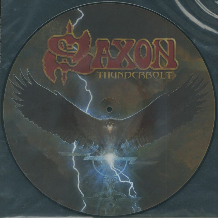 SAXON - Thunderbolt (Record Store Day 2018)