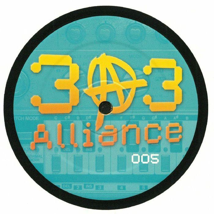 BENJI303/LEE S/FIL DEVIOUS/TASSID - 303 Alliance 005