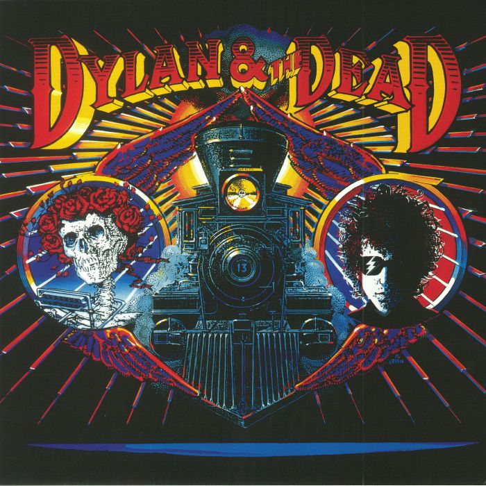 DYLAN, Bob/THE GRATEFUL DEAD - Dylan & The Dead (Record Store Day 2018)
