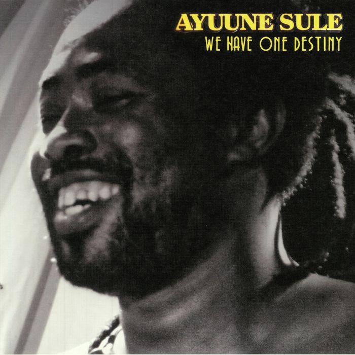 SULE, Ayuune - We Have One Destiny