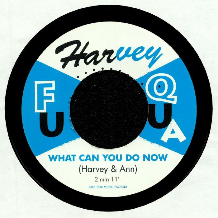 FUQUA, Harvey/ANN - Any Way You Wanta