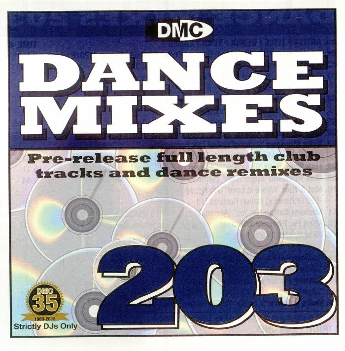 VARIOUS - Dance Mixes 203 (Strictly DJ Only)