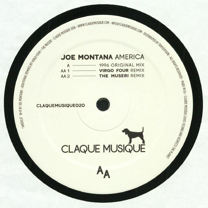 MONTANA, Joe - America