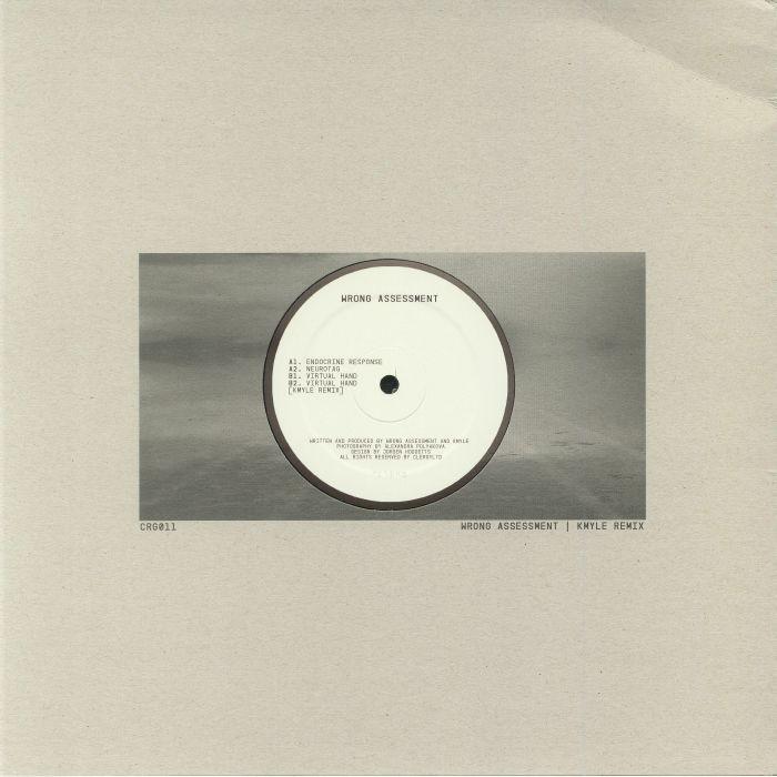 WRONG ASSESSMENT - Neurotag EP