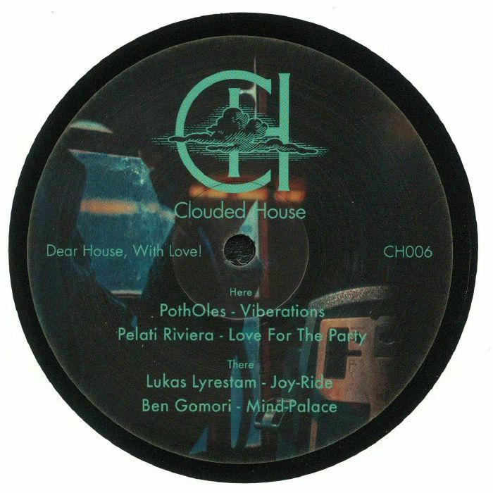 POTHOLES/PELATI RIVIERA/LUKAS LYRESTAM/BEN GOMORI - Dear House With Love!