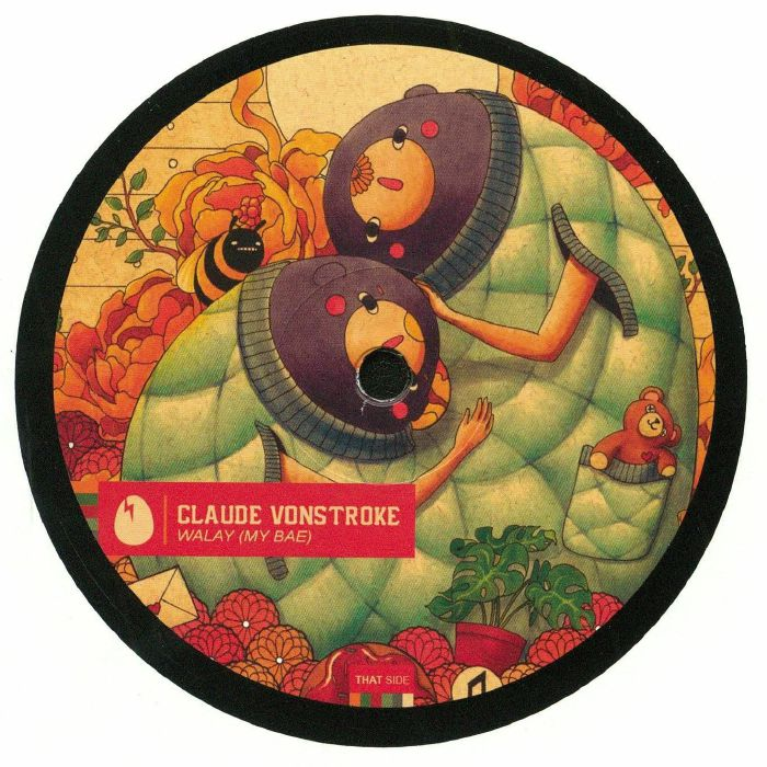 VONSTROKE, Claude - Walay (My Bae)