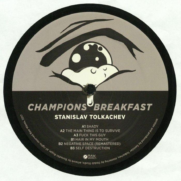 TOLKACHEV, Stanislav - Champions Breakfast