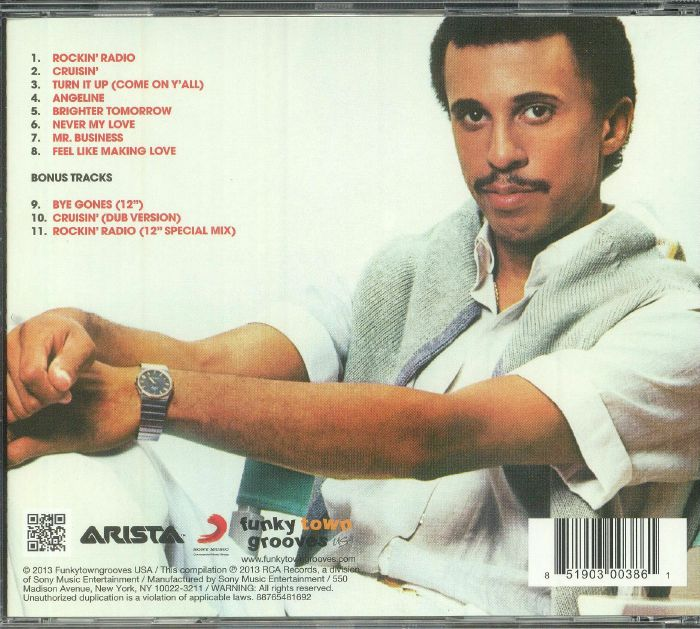 BROWNE, Tom - Rockin' Radio (Expanded Edition)