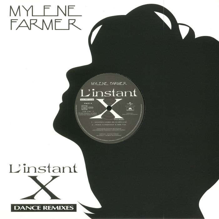 FARMER, Mylene - L'Instant X Dance Remixes