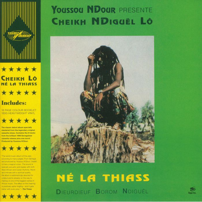 LO, Cheikh - Ne La Thiass (reissue) (Record Store Day 2018)
