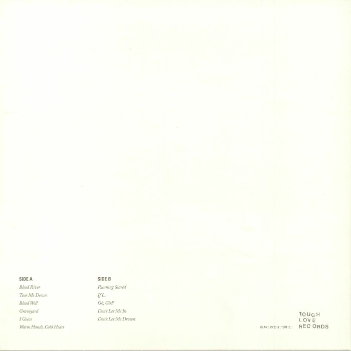 GIRLS NAMES - Primitive Desire (Record Store Day 2018)