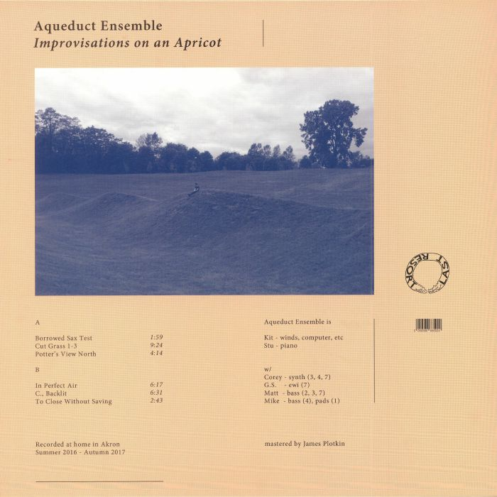 AQUEDUCT ENSEMBLE - Improvisations On An Apricot