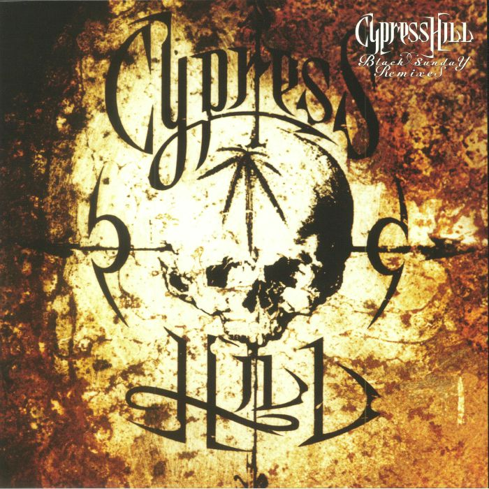 CYPRESS HILL - Black Sunday Remixes (Record Store Day 2018)