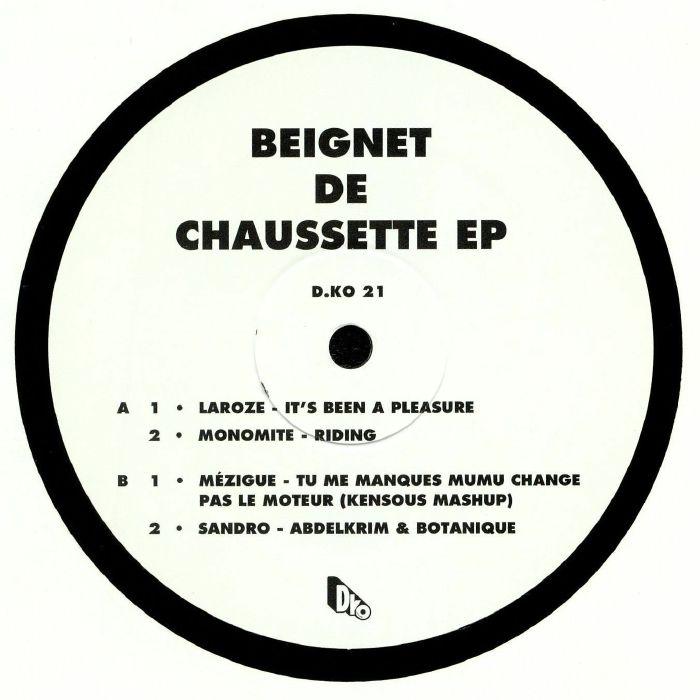 LAROZE/MONOMITE/MEZIGUE/SANDRO - Beignet De Chaussette EP