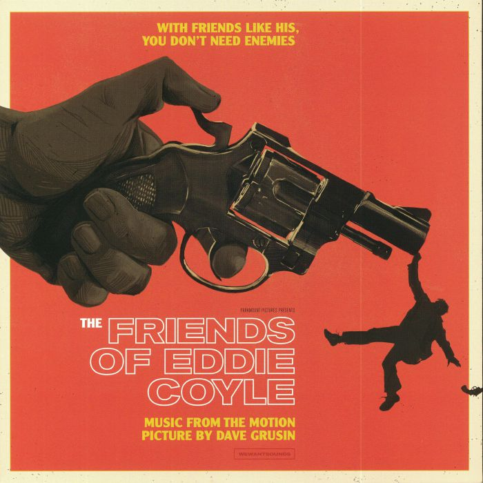 GRUSIN, Dave - The Friends of Eddie Coyle (Soundtrack) (Record Store Day 2018)