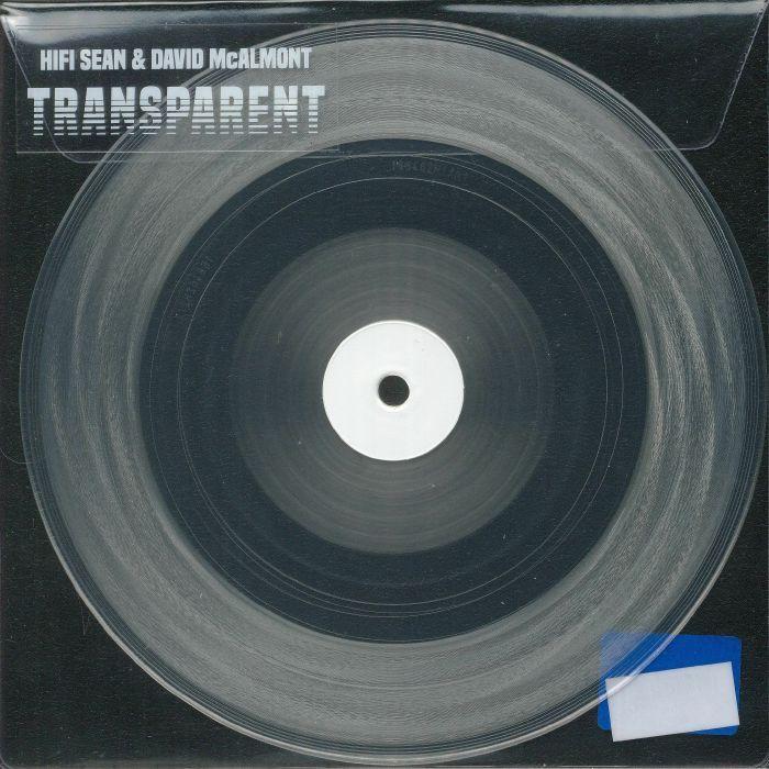 HIFI SEAN/DAVID McALMONT - Transparent (Record Store Day 2018)
