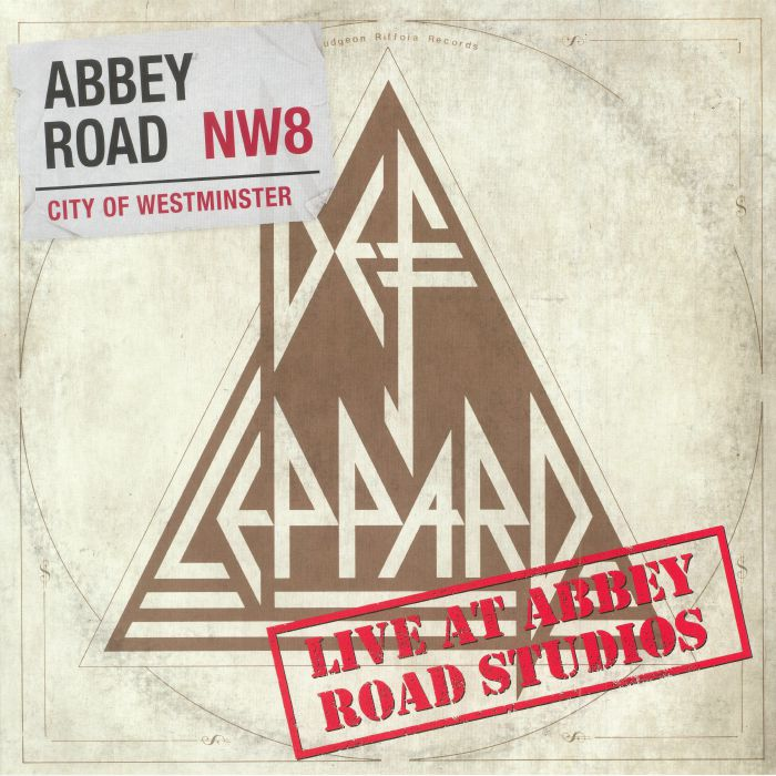 c3a0f0ed DEF LEPPARD Live At Abbey Road Studios (Record Store Day 2018) vinyl ...