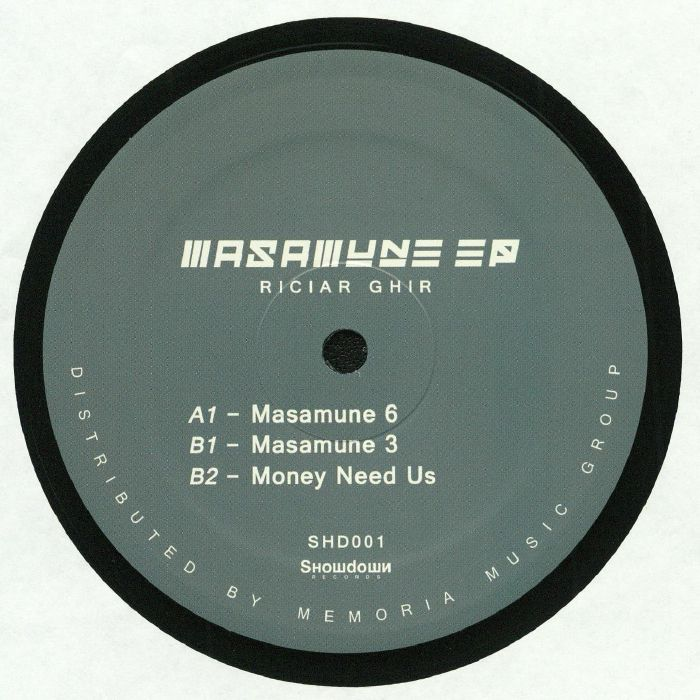 GHIR, Riciar - Masamune EP