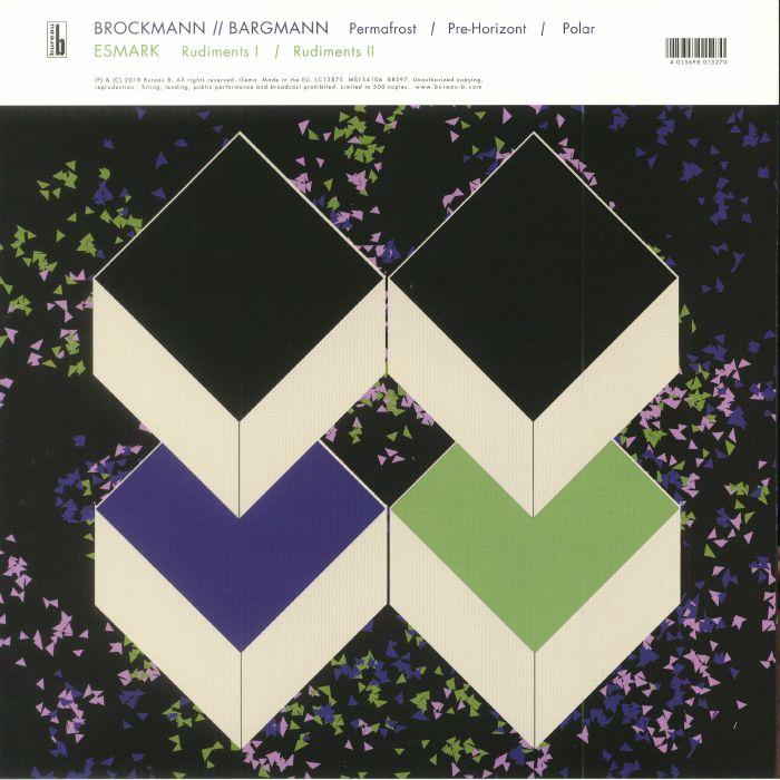 ESMARK/BROCKMANN/BARGMANN - Split (Record Store Day 2018)