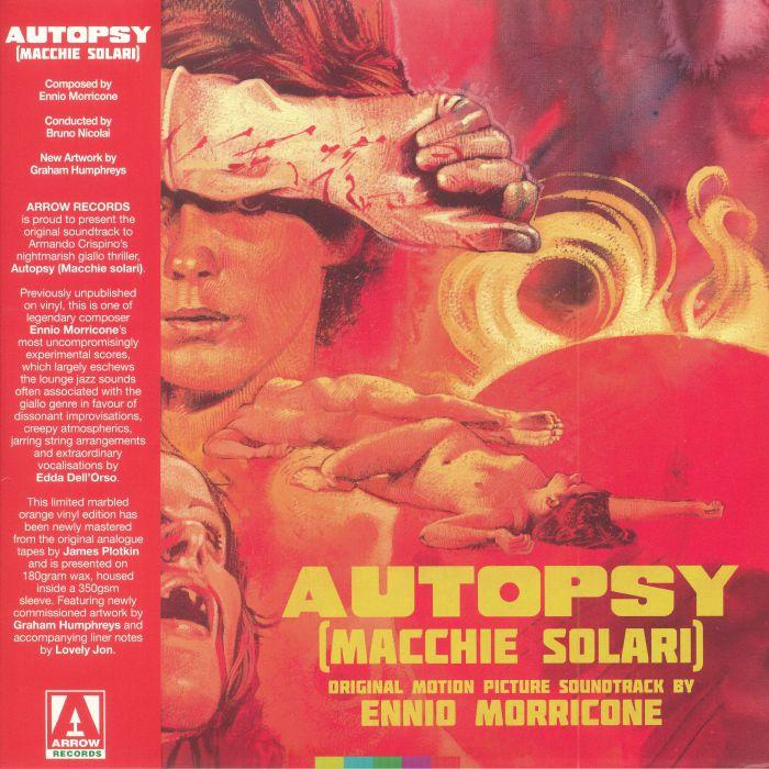 MORRICONE, Ennio - Autopsy (Record Store Day 2018)