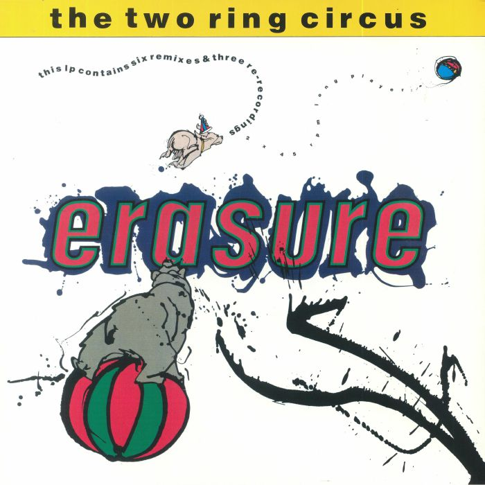 ERASURE - The Two Ring Circus (Record Store Day 2018)