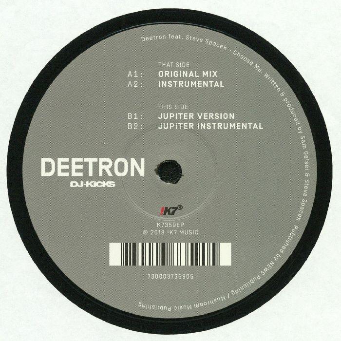 DEETRON feat STEVE SPACEK - Choose Me