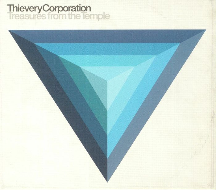 THIEVERY CORPORATION, The - Treasures From The Temple
