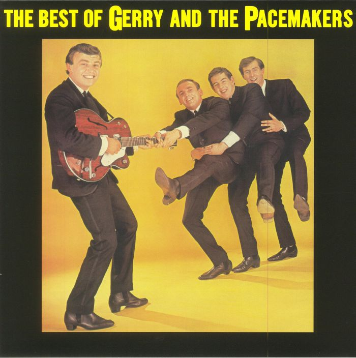 GERRY & THE PACEMAKERS - The Best Of Gerry & The Pacemakers (reissue)