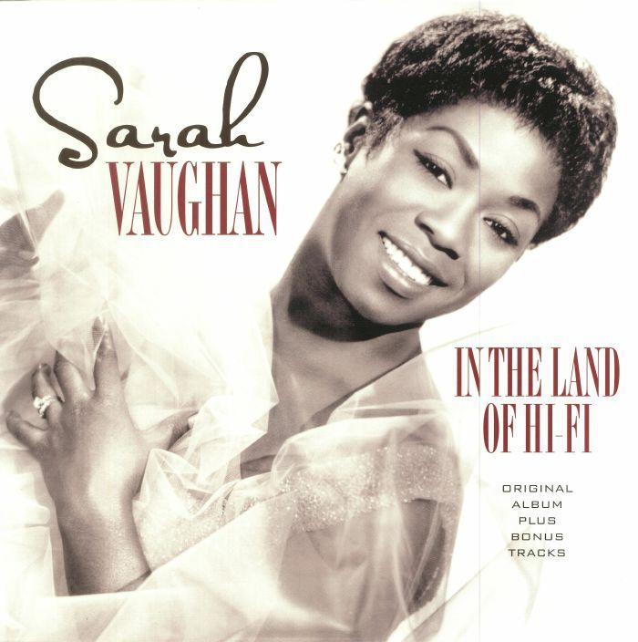 VAUGHAN, Sarah - In The Land Of Hi Fi (reissue)