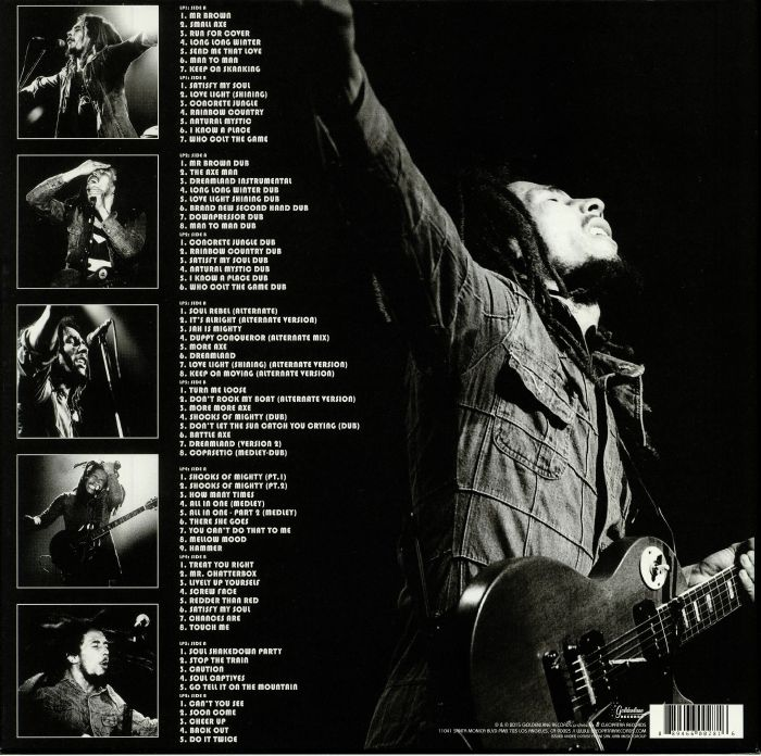 MARLEY, Bob & THE WAILERS - Ultimate Wailers Box (Deluxe Edition)