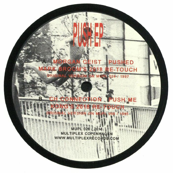 GEIST, Morgan/CH CONNNECTION - Push EP