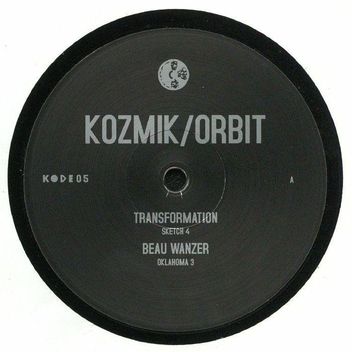 TRANSFORMATION/BEAU WANZER - Kozmik/Orbit