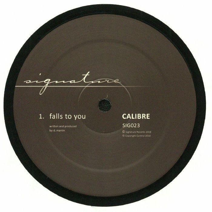 CALIBRE - Falls To You