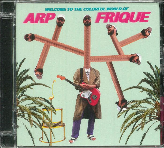 ARP FRIQUE - Welcome To The Colorful World Of Arp Frique