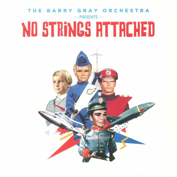 BARRY GRAY ORCHESTRA - No Strings Attached: TV Themes (Record Store Day 2018)