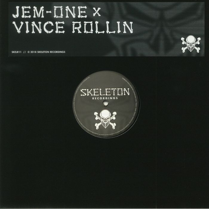 JEM ONE/VINCE ROLLIN - SKELR 11