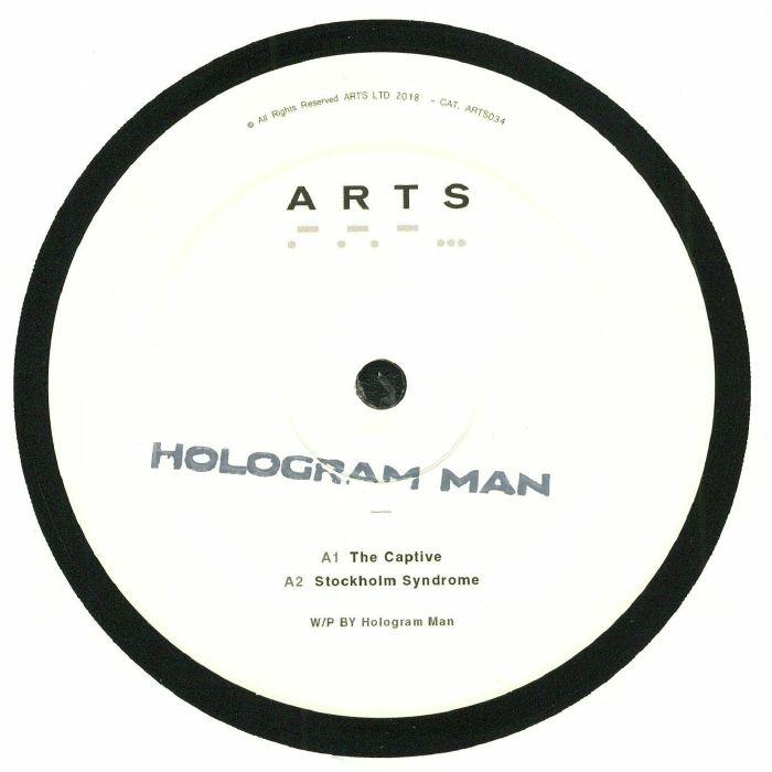 HOLOGRAM MAN - Hologram Man