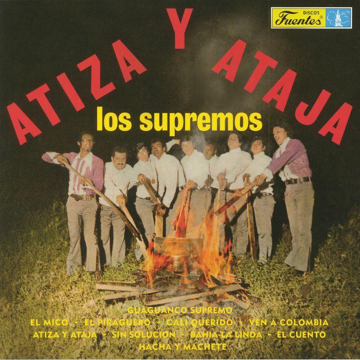 LOS SUPREMOS - Atiza Y Ataja (reissue)