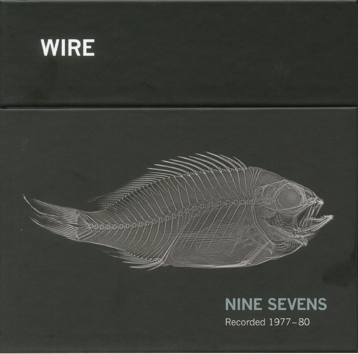 WIRE Nine Sevens: Recorded 1977 80 (Record Store Day