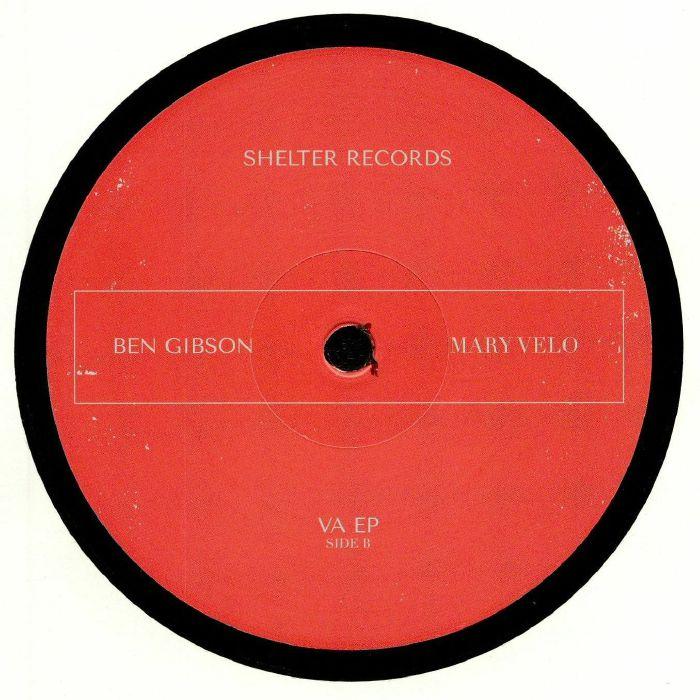 GIBSON, Ben/MARY VELO - VA EP