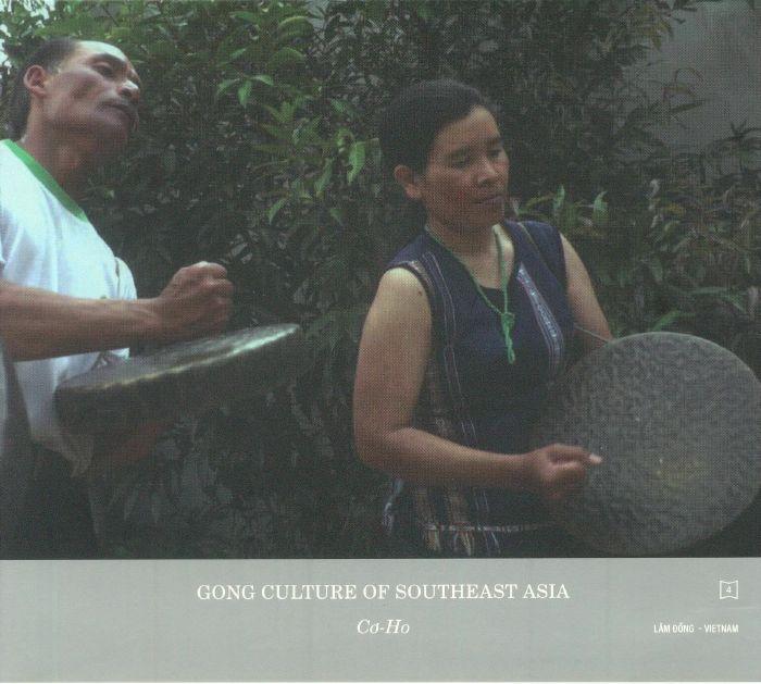 MORINAGA, Yasuhiro - Gong Culture Of Southeast Asia Vol 4: Co Ho Vietnam
