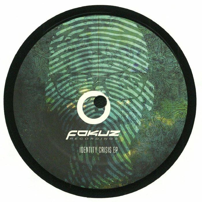 VANGUARD PROJECT, The - Identity Crisis EP