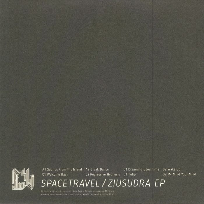 SPACETRAVEL - Ziusudra EP