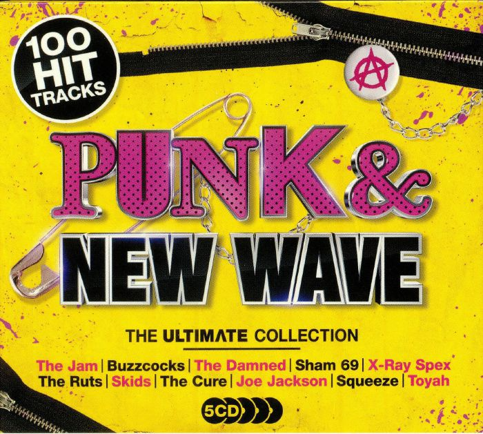 VARIOUS - Punk & New Wave: The Ultimate Collection