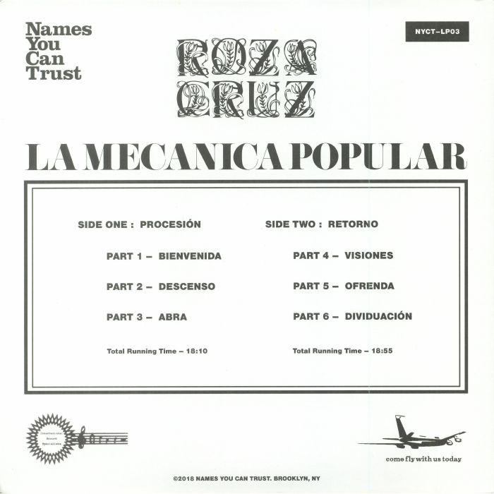 LA MECANICA POPULAR - Roza Cruz