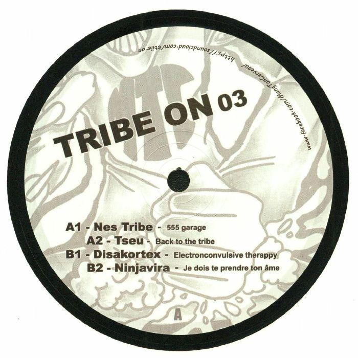 NES TRIBE/TSEU/DISAKORTEX/NINJAVIRA - TRIBEON 03