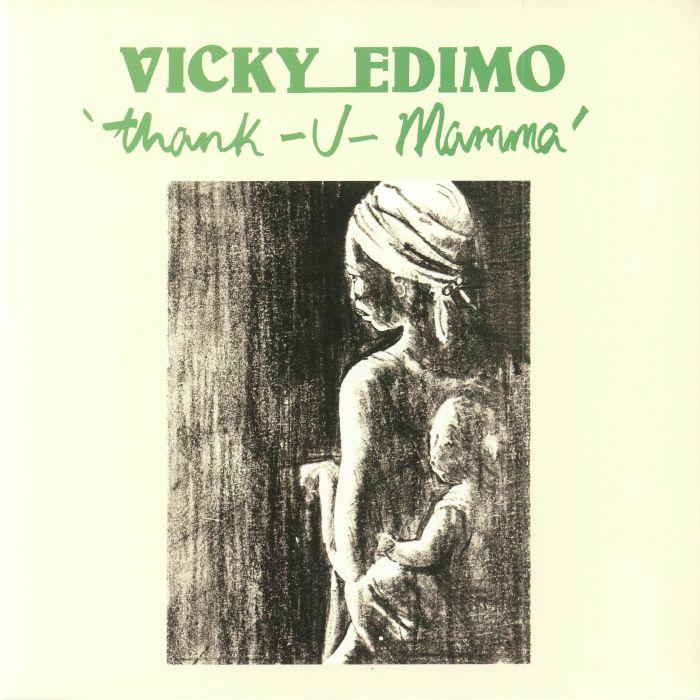 EDIMO, Vicky - Thank U Mamma