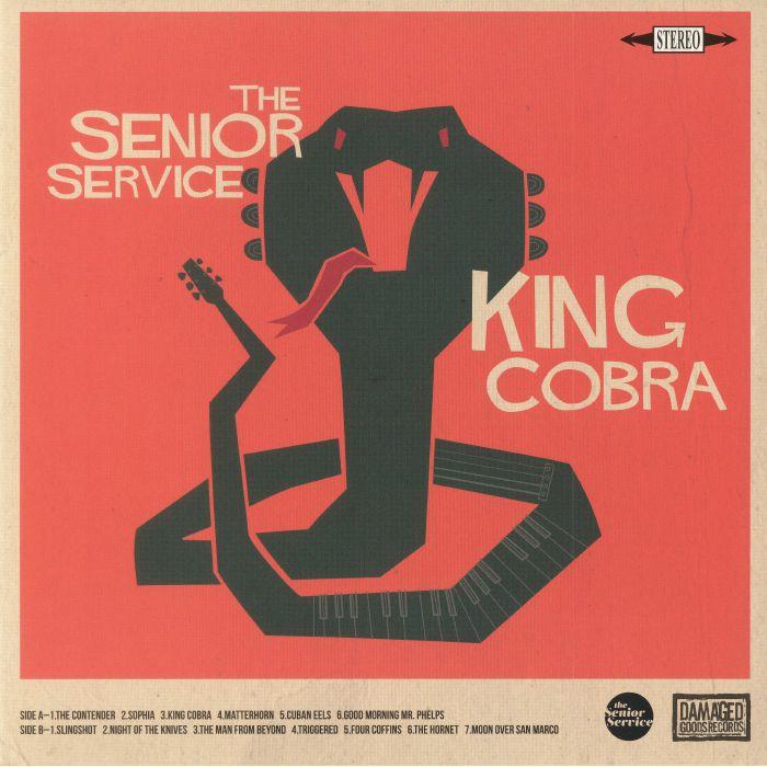 SENIOR SERVICE, The - King Cobra