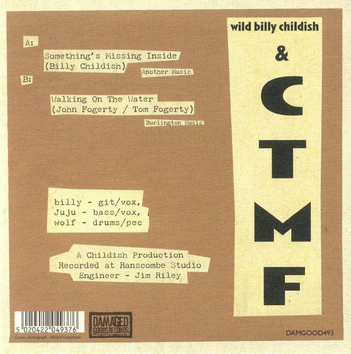 WILD BILLY CHILDISH/CTMF - Something's Missing Inside